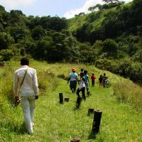 Mpophomeni kids visit Umgeni Valley