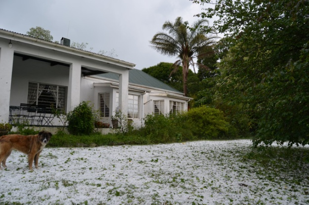 oak cottage hail