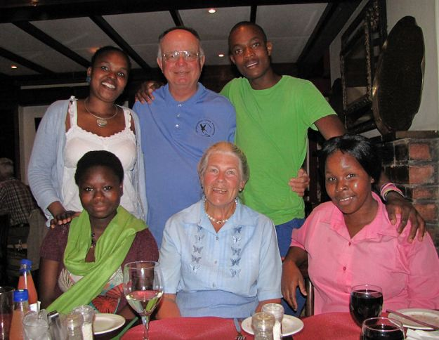 crane eve Bonni, George, Nkulu, Wendy, Chris, Lindiwe res.