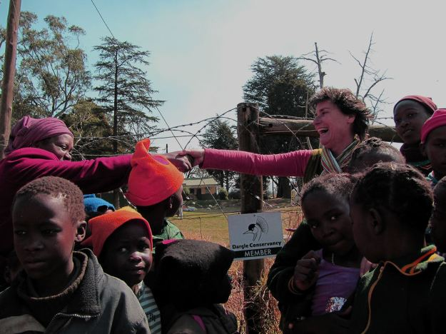 r dargle school member sign