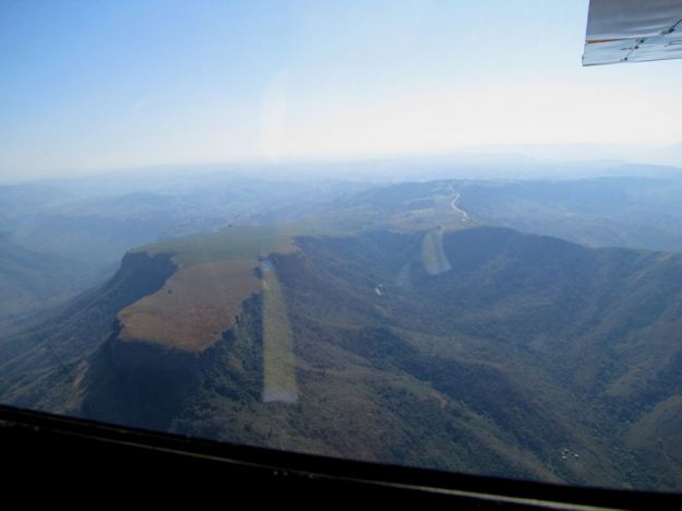r table mountain flight