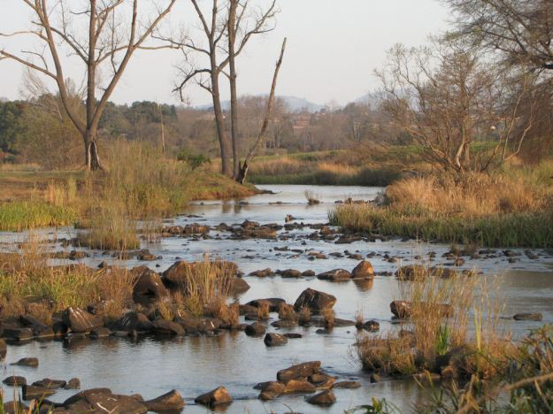 umngeni river through howick res