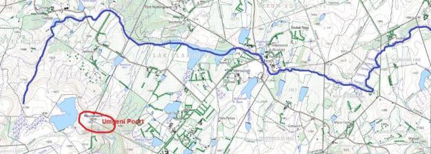 Lions route 1