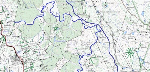 Lions route 3