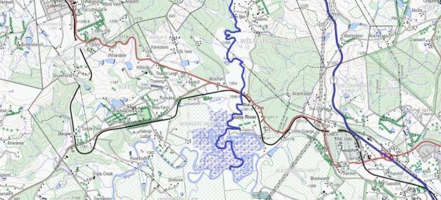 Lions route 4