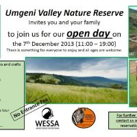 Open Day at Umgeni Valley