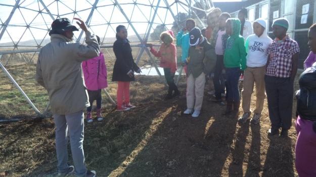 imisebe kids at crane nursery