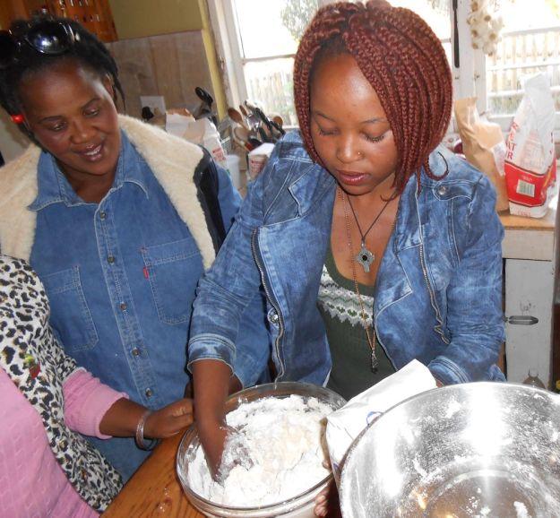 r Penz mixing bread