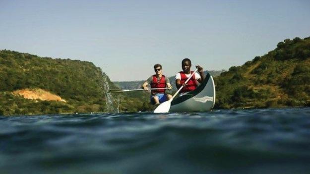 duct enviro champs canoeing