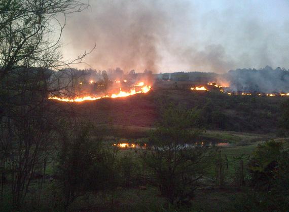 firebreak culamanzi