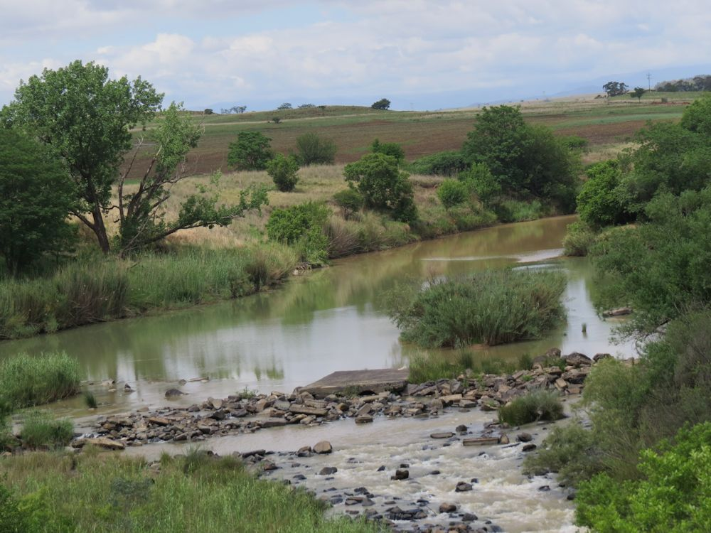 Tugela River water extraction | Mid...