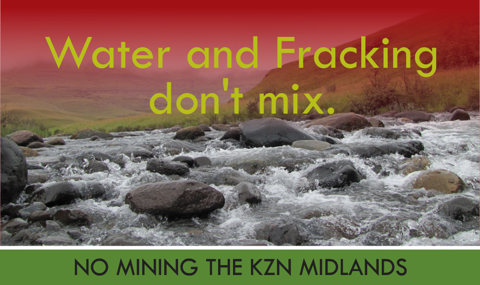 The KZN Midlands is a National Freshwater Ecosystem Priority Area. The role  of the Drakensberg and foothills as the 'water factories' of Kwa Zulu Natal  ...