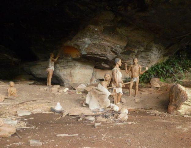 r snowflake bushman cave