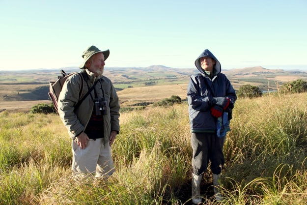Cape Parrot count Nhlosane Ridge 2013
