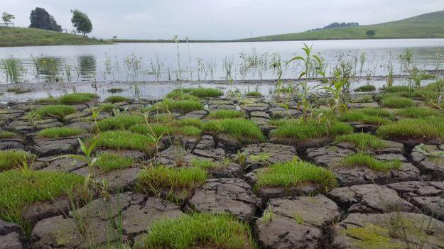 cracks-in-the-mud-of-the-dam