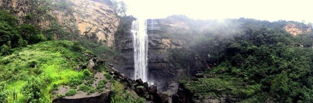 Day 6 blog Pic 4 Karkloof Falls Pano